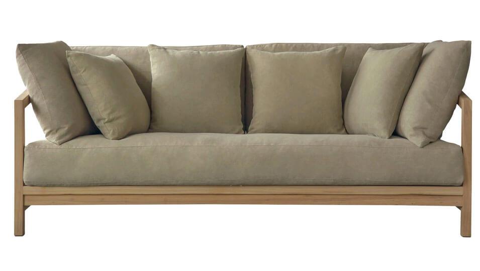 LivingStone 3-Seater Sofa