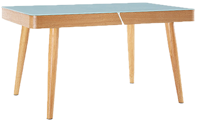 Boxy Dining Table