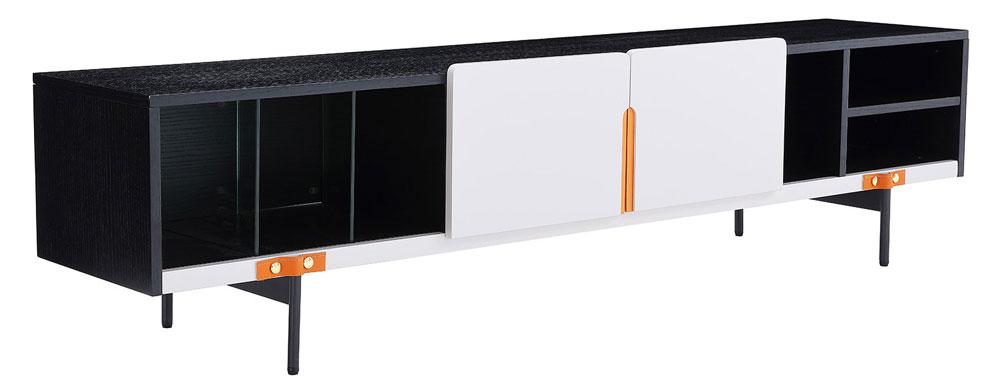 Orange TV Cabinet