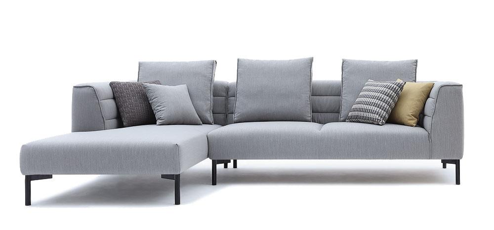 Grantham L-Shape Sofa