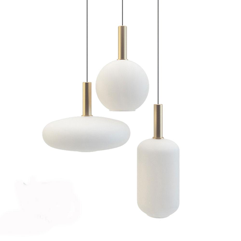 Midge Glass Lamp