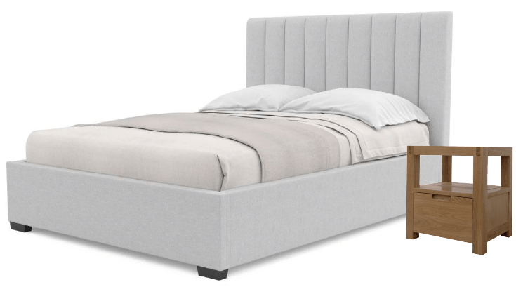 Bunda Storage Bed