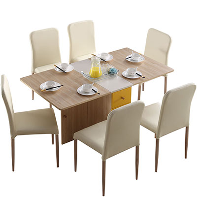 Alexia Foldable Dining Table