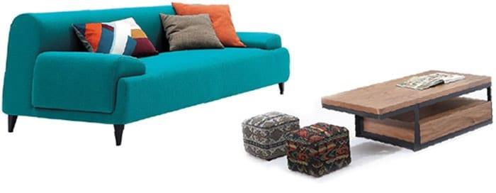 Brent 3S Sofa