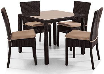 Beta Outdoor Dining Set