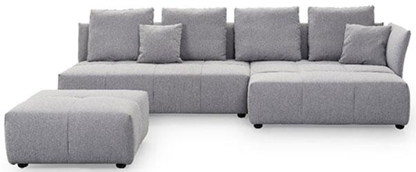 Nikky L-Shape Sofa