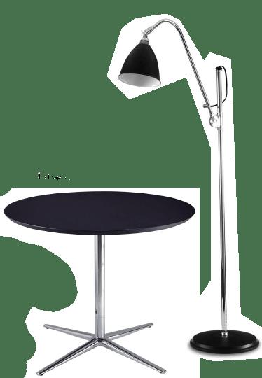 Bestlite Style Floor Lamp