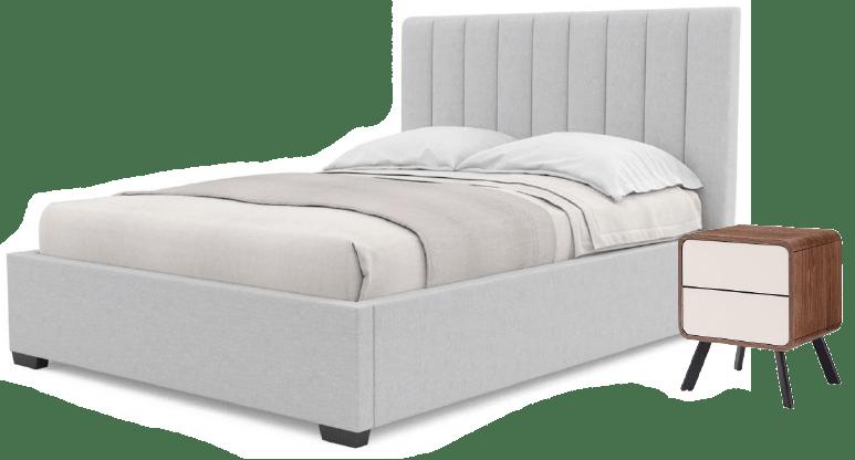 Bunda Storage Bed