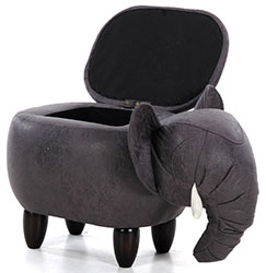 Elephant Kids Stool