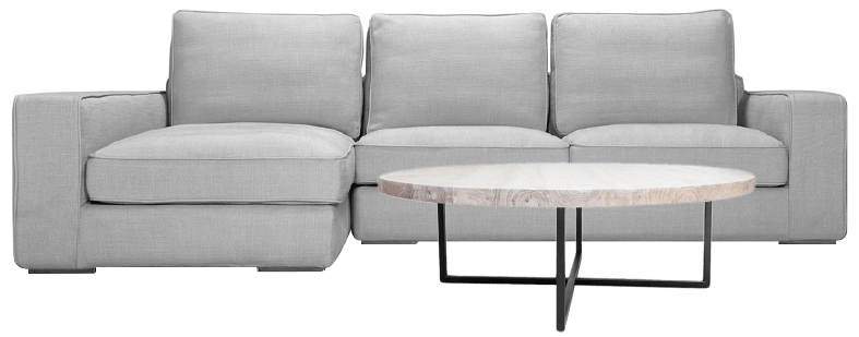 Berlude L-Shape Sofa