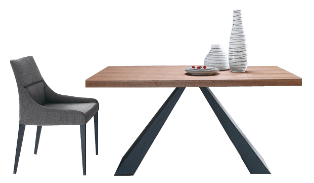 Vee Dining Table