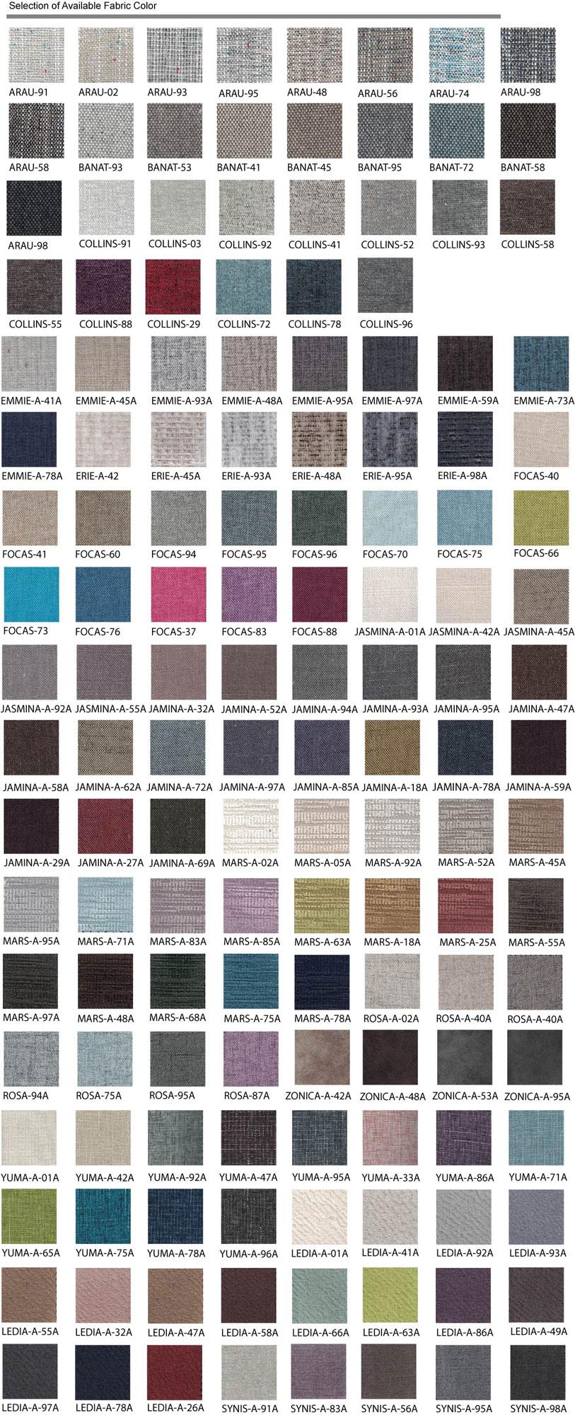 MZH Fabric