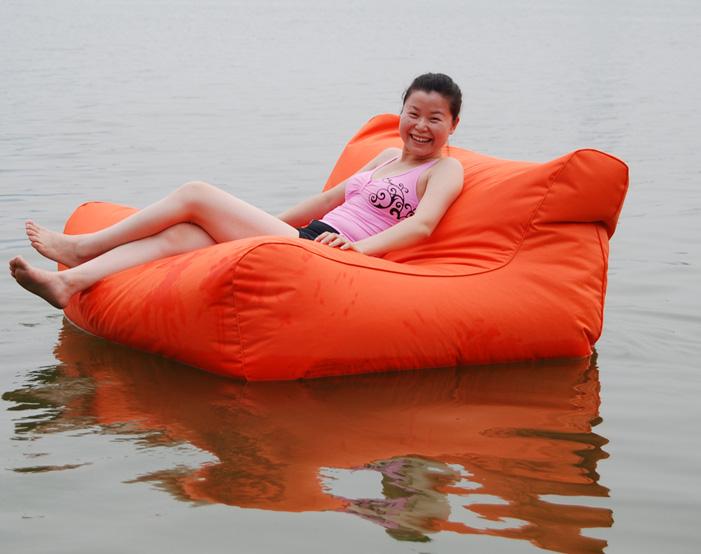 floating beanbag