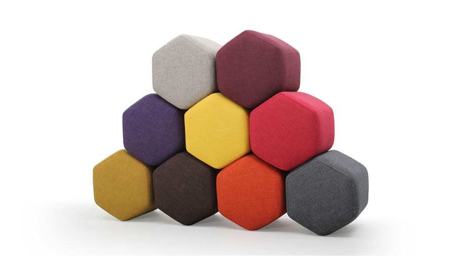 Hexagon Stool