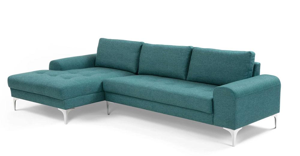 inka leather sofa
