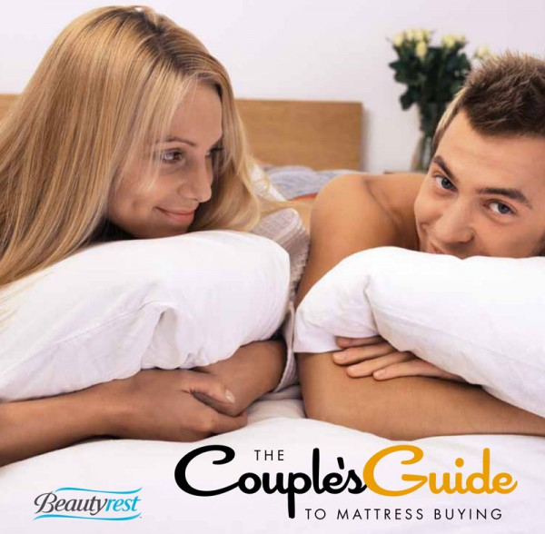 couple guide mattress